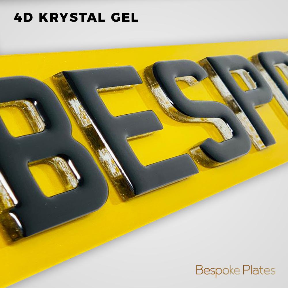 4D Krystal Gel