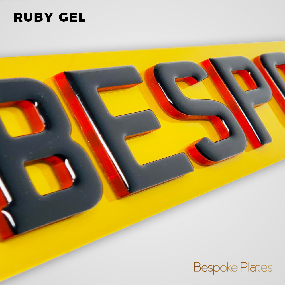 Ruby Gel